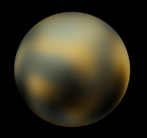 Pluto (Not a Planet)